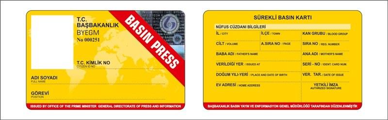 sarı basın kartı sahipleri silah ruhsatı
