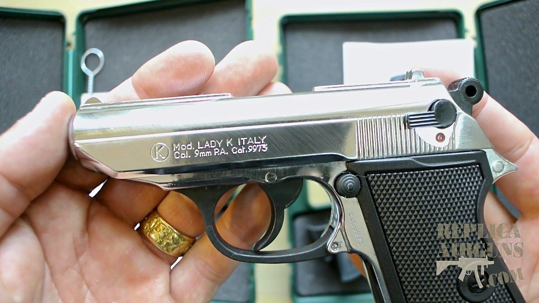 bayan silahı eğitimi